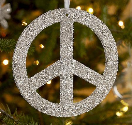 El árbol de Navidad, de la PAZ