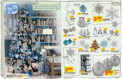 Navidad adornos de Leroy Merlin