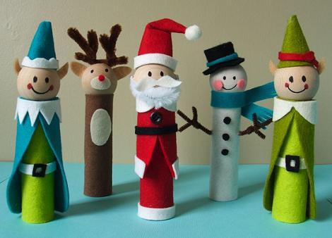 Manualidades de Navidad para niños