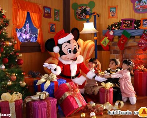 Felicitaciones De Navidad De Disney.Disney Navidad Para Ninos