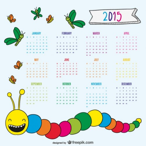 Kalendarz 2016 Exel Calendar Template 2016 Pictures to pin on ...