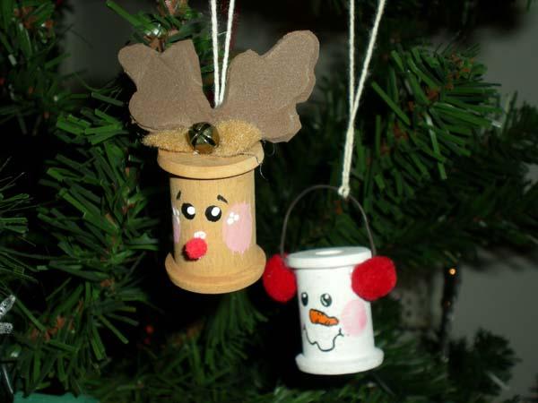 Ideas caseras para adornos navidenos