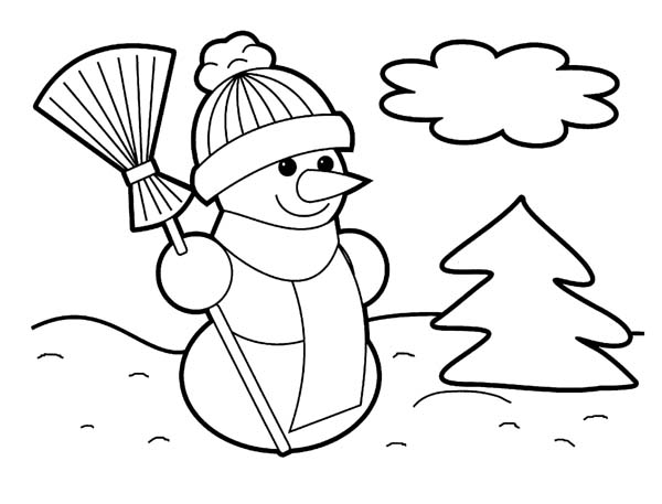 Dibujos de Navidad para colorear 2014-2015