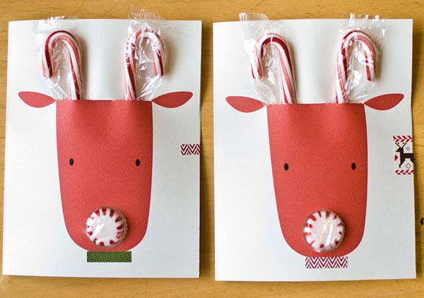 5 ideas de tarjetas de navidad hechas a mano for 3d christmas cards to make at home