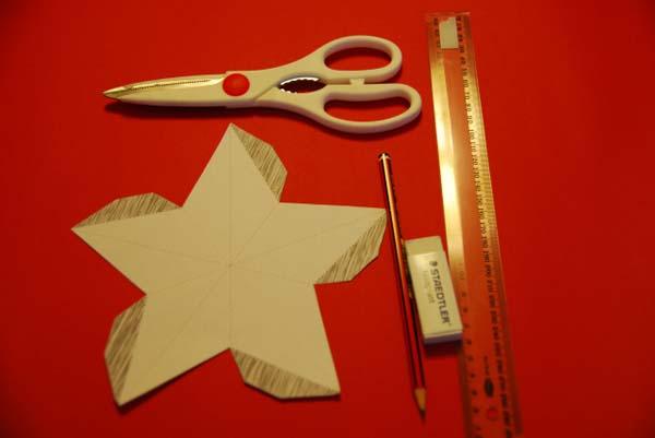 materiales-para-hacer-estrella-de-navidad